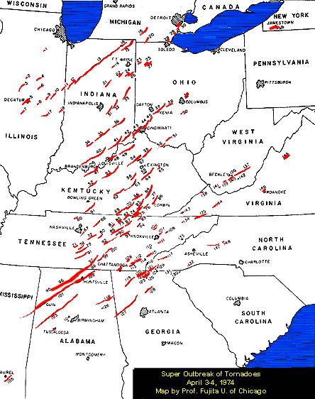 The Super Outbreak of ...